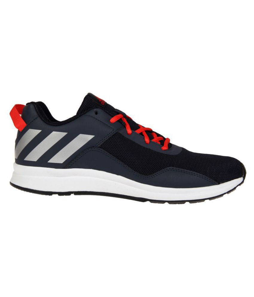 Adidas REMUS M Black Running Shoes