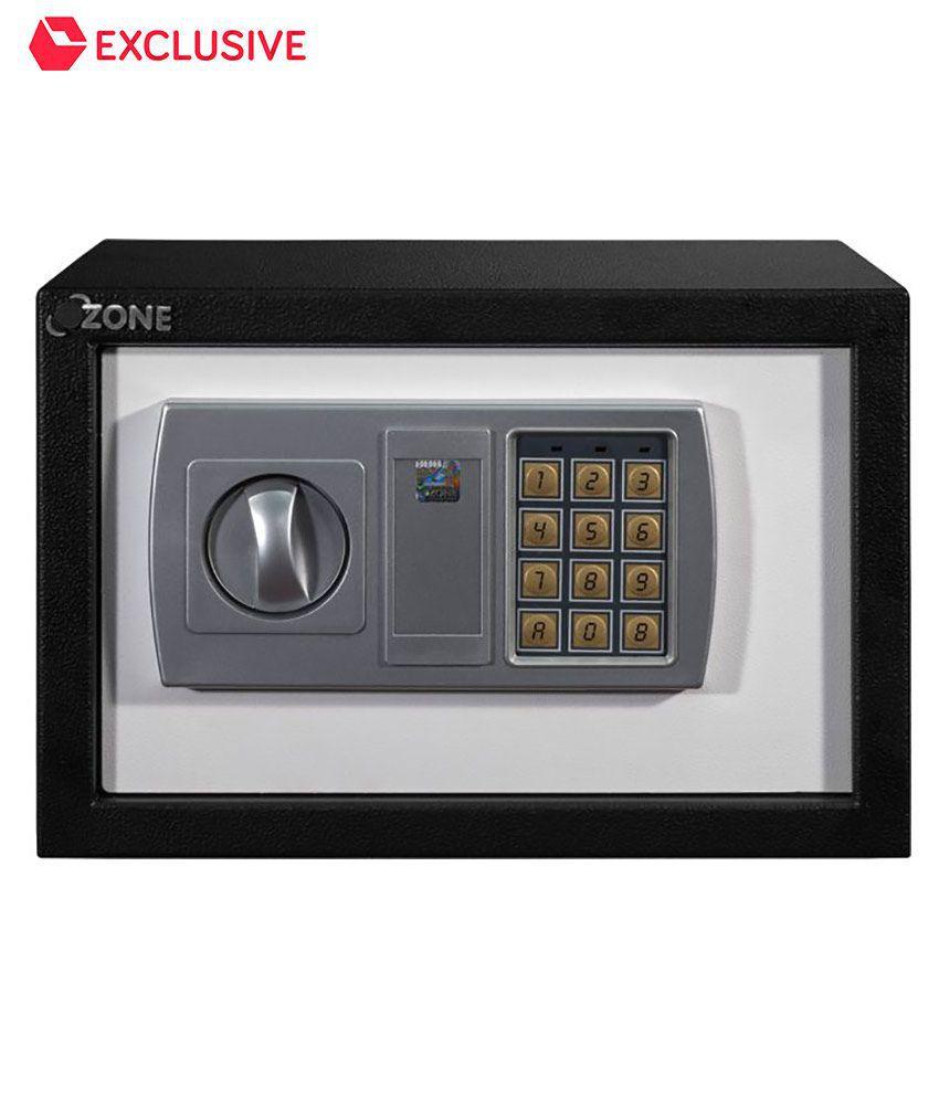Ozone OES BAS-i10 Number Lock Home Safe (30cm X 20cm X 20cm)