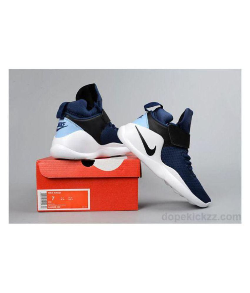 Nike Nike Kwazi Blue Blue Running Shoes