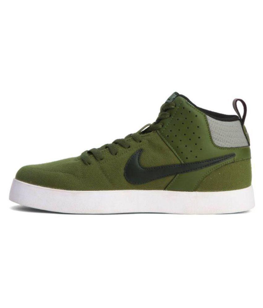 33a1033a3c Nike Liteforce III Sneakers Green Casual Shoes - Buy Nike Liteforce ...