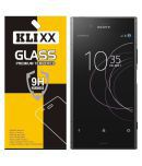 Sony Xperia XZ1 Tempered Glass Screen Guard By Klixx