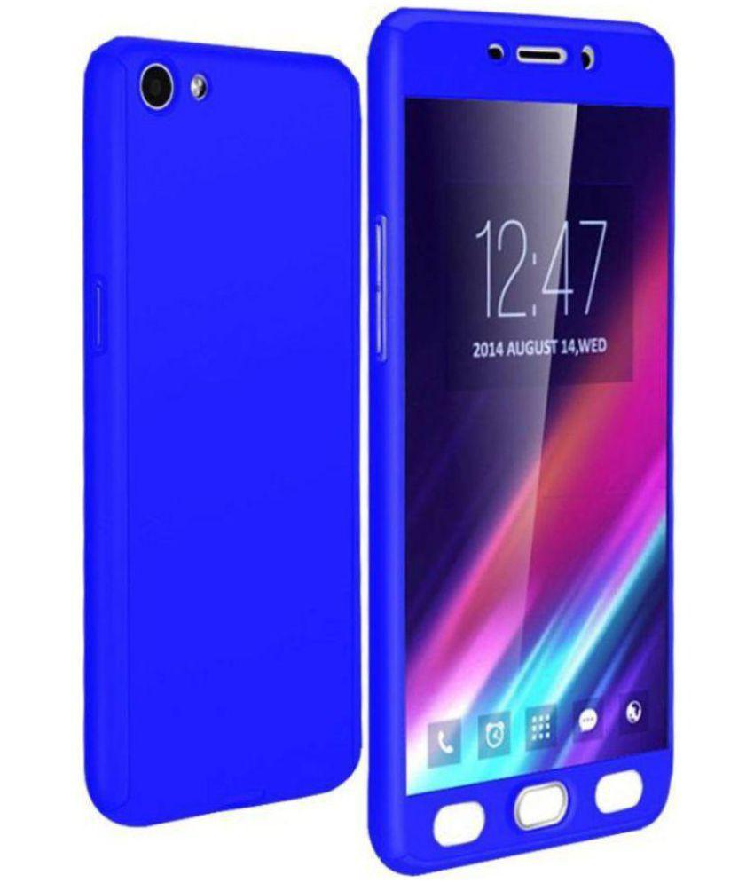 official photos 819b9 490c0 Vivo Y53 Shock Proof Case R K RETAILER - Blue