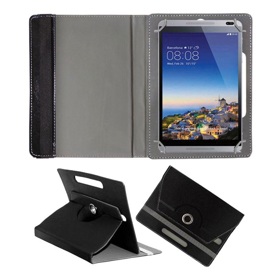 Huawei Mediapad M1 Flip Cover By Fastway Black