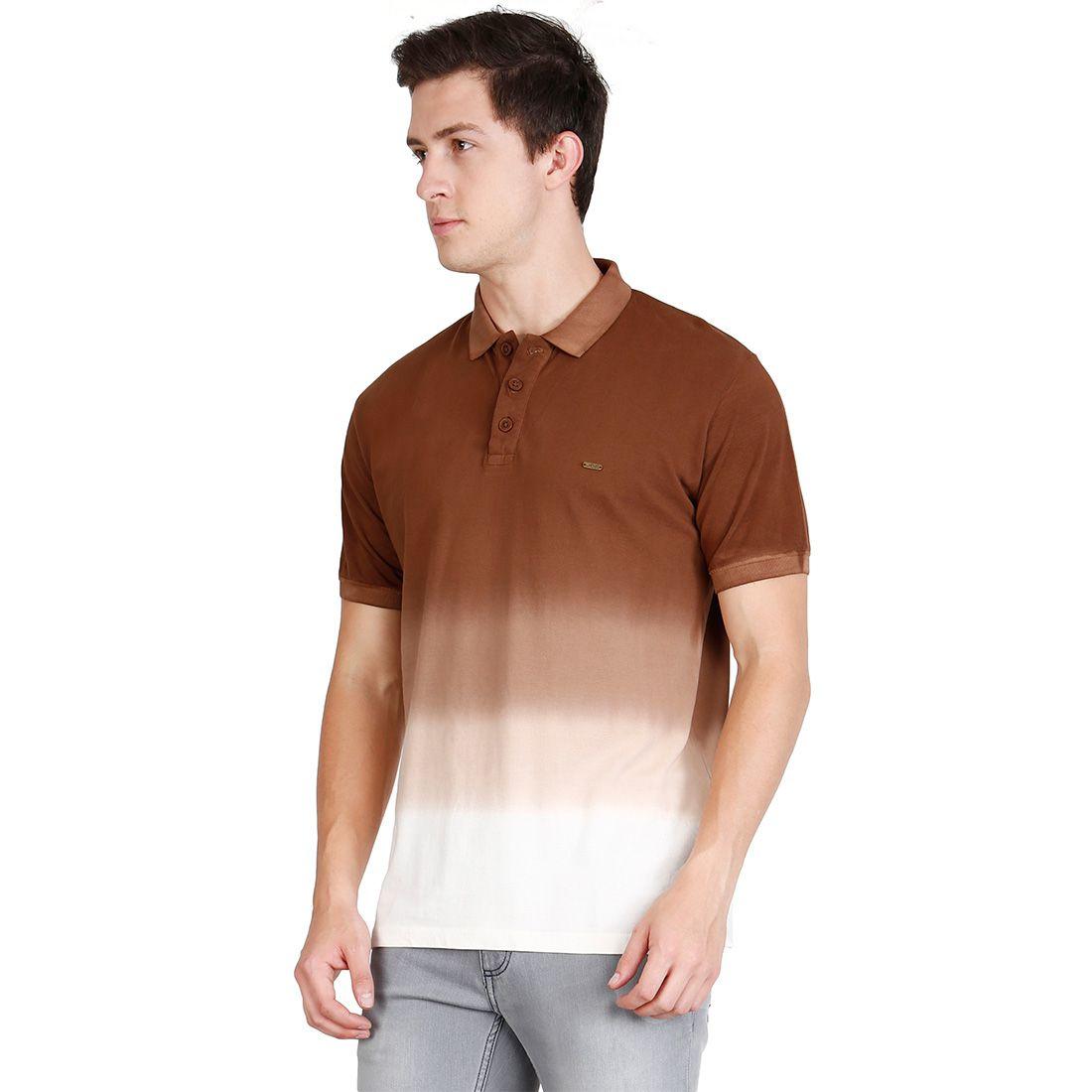 JDC Multi Round T-Shirt Pack of 1