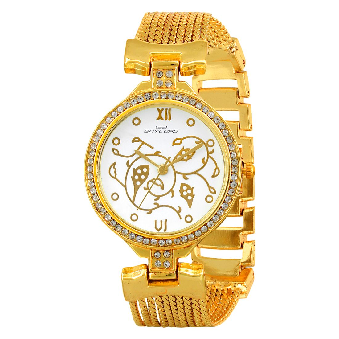 GAYLORD GOLDEN CASUAL WATCH
