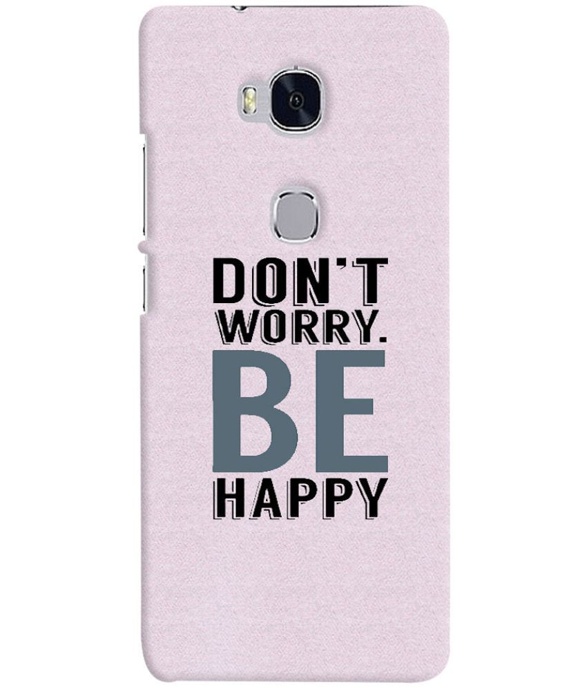 Huawei Honor 5C Printed Cover By Case King