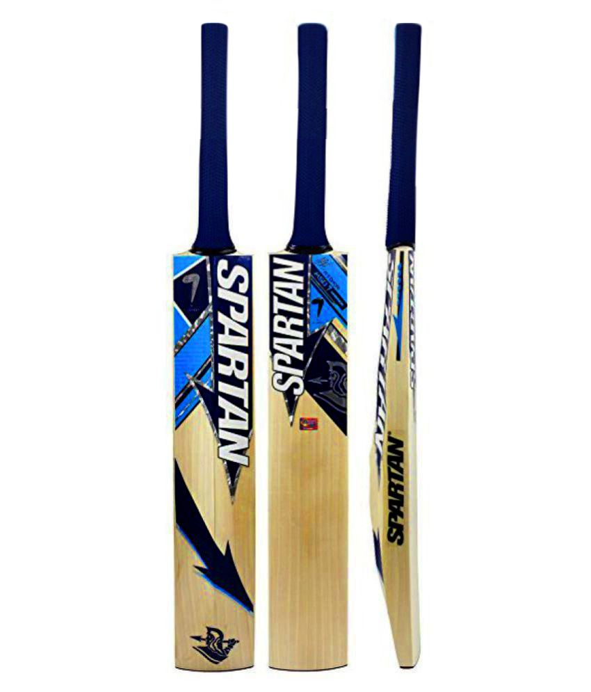 39584d06af9 Spartan Popular Willow Cricket bat ( For Hard Tennis Ball)  Buy Online at  Best Price on Snapdeal