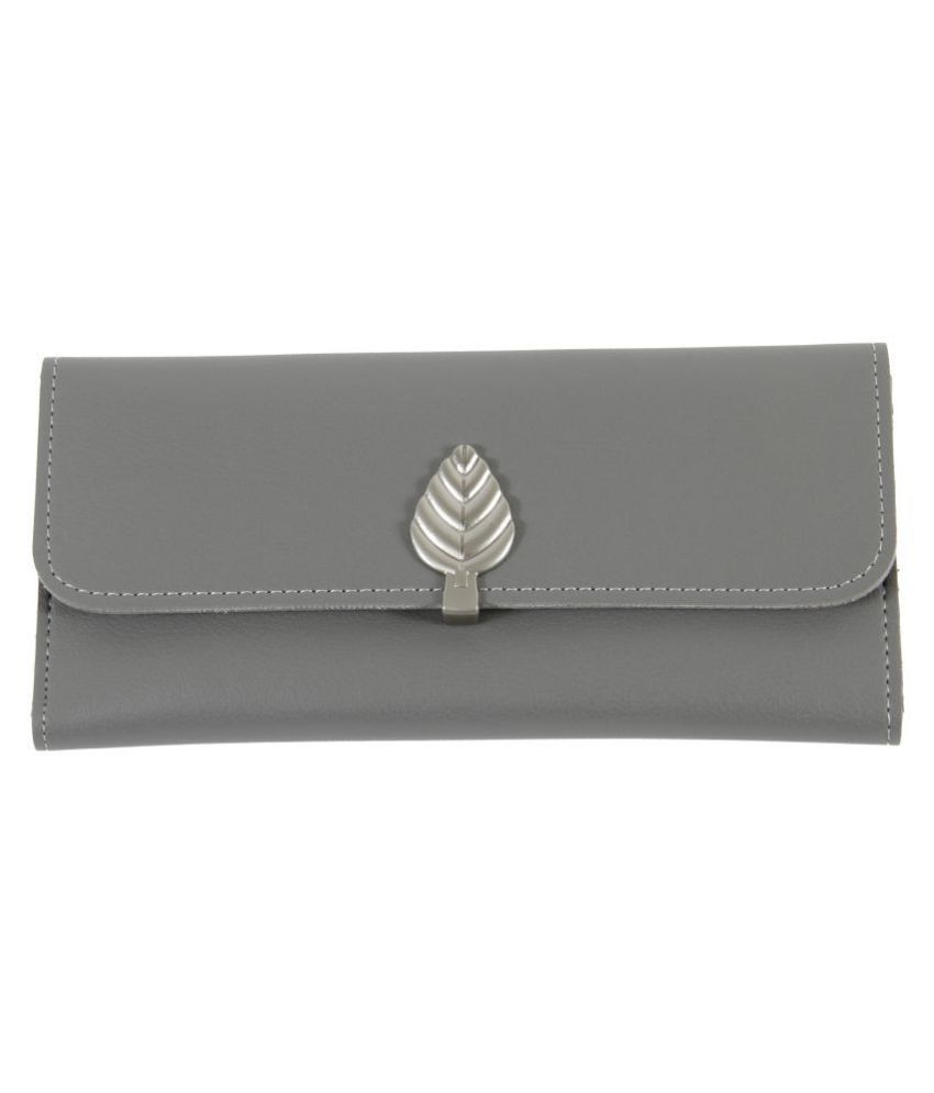 Modish Gray Wallet