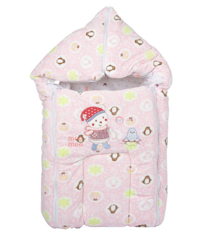 Mee Mee Multi-Colour Cotton Sleeping Bags ( 41 cm × 2 cm)
