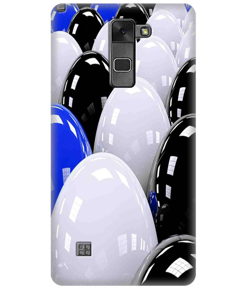 Lg Stylus 2 3D Back Covers By TrilMil