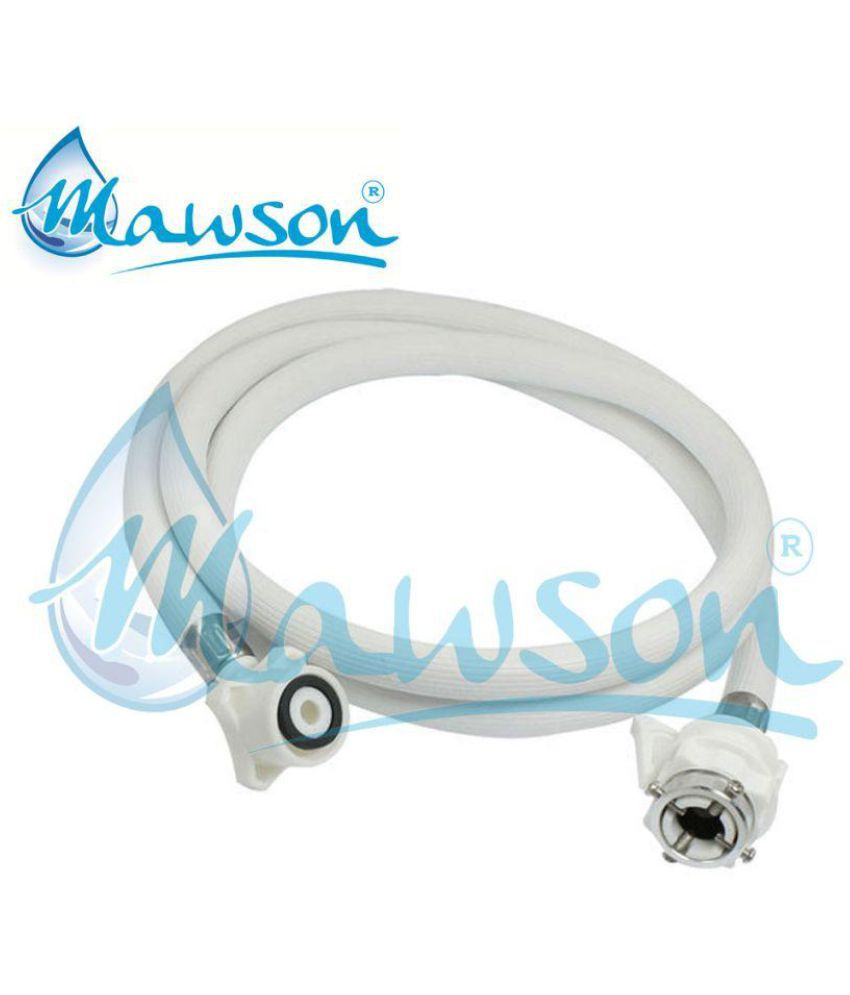 MAWSON Inlet Hose 3 Mtr Fully Automatic Washing Machine PVC Gadget Tool
