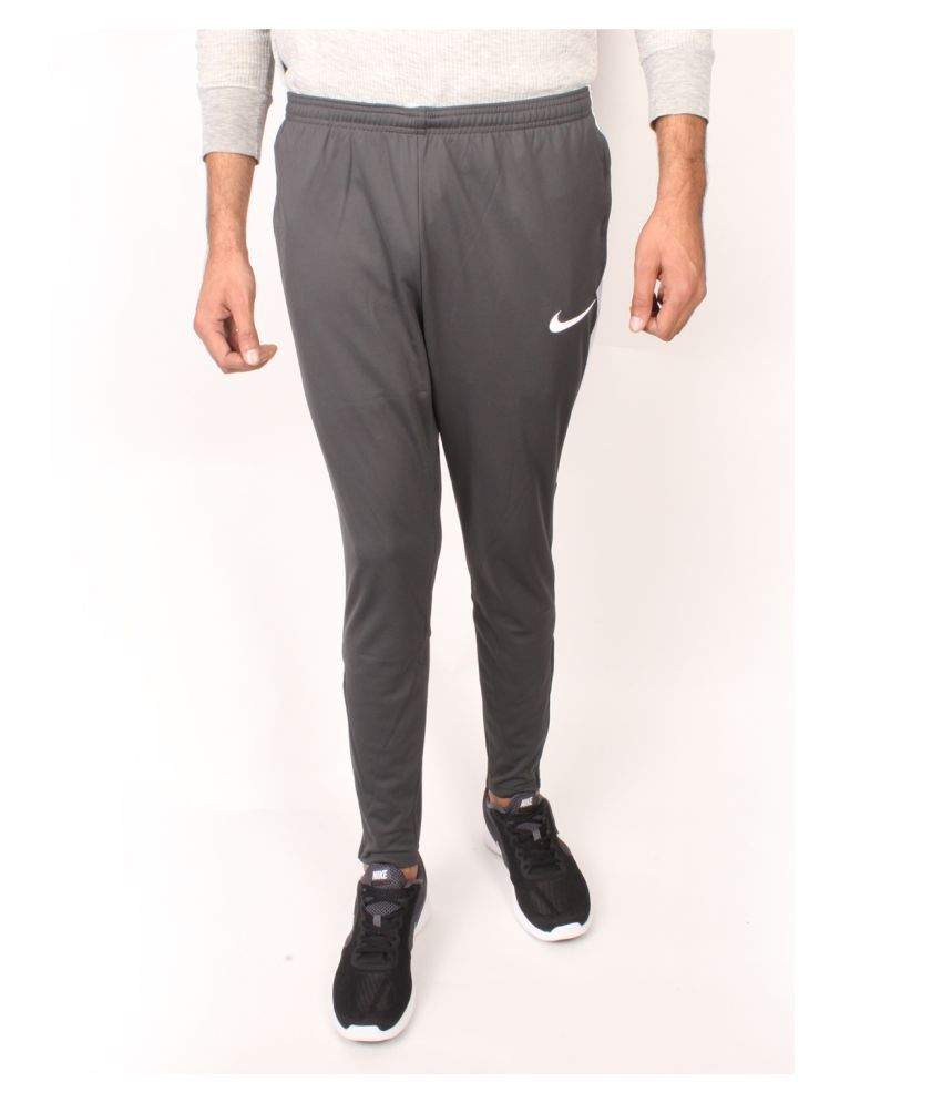 8e1a794f458db2 Nike Grey Regular -Fit Flat Joggers - Buy Nike Grey Regular -Fit Flat  Joggers Online at Low Price in India - Snapdeal