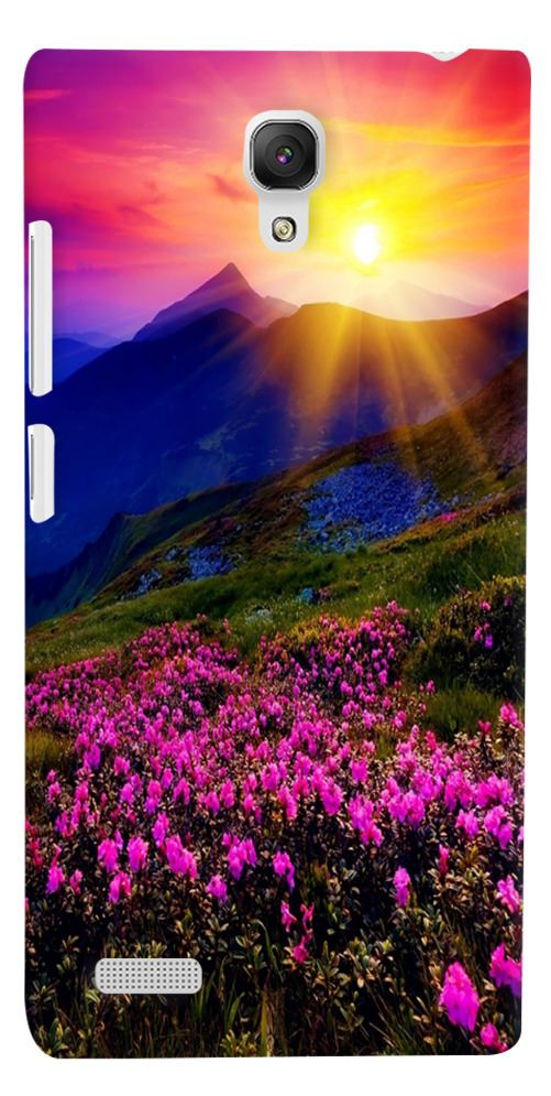 Xiaomi Redmi Note 4G Printed Cover By Case King