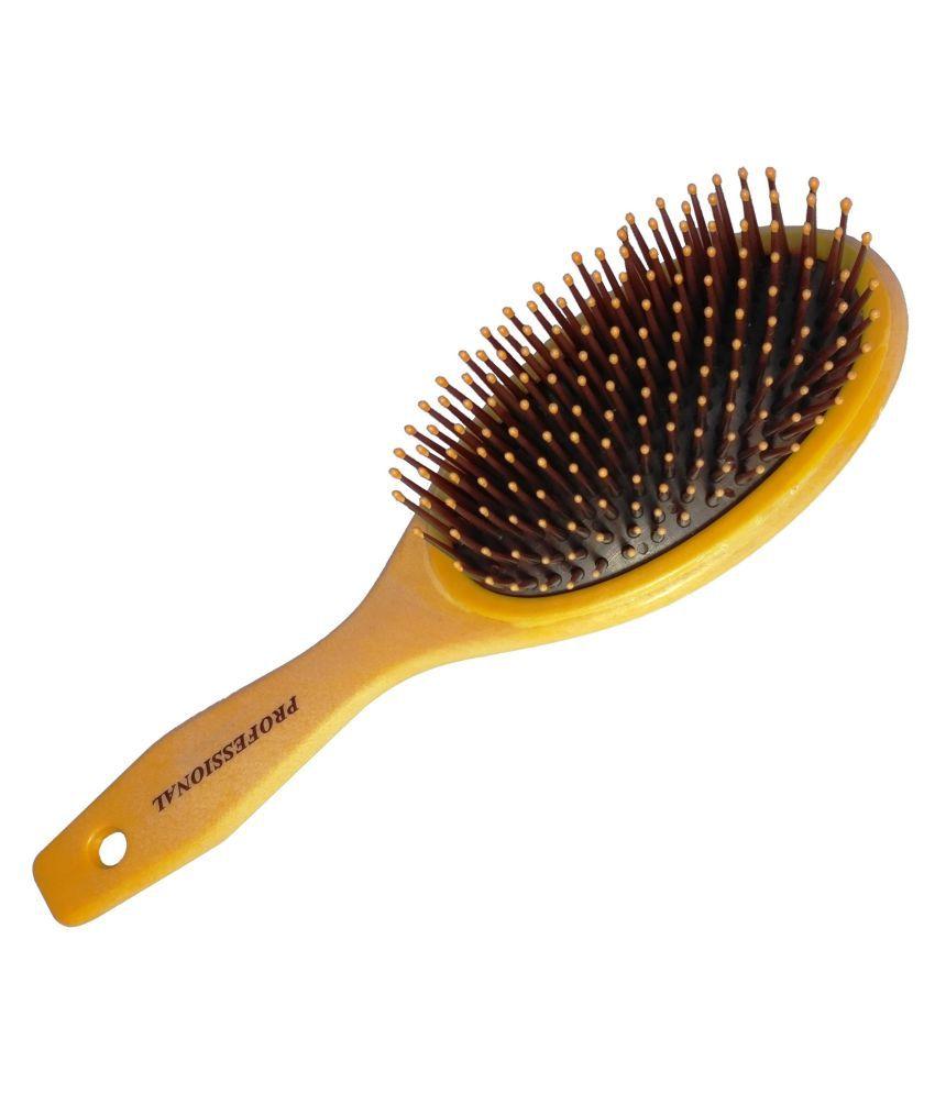 Zeus Round Tip Bristles Paddle Brush
