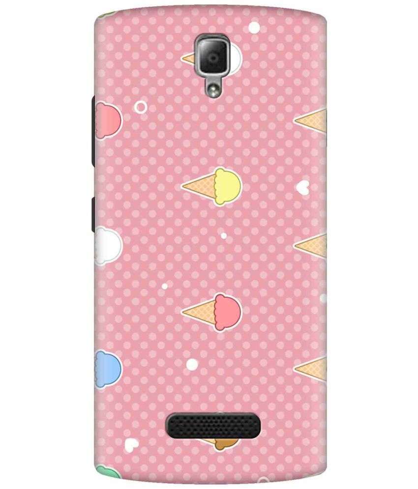 Lenovo A2010 3D Back Covers By TrilMil