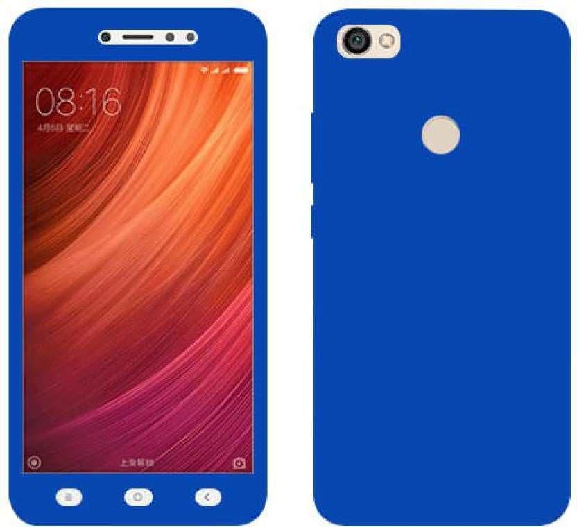 huge discount bbb0b e4fb0 Xiaomi Redmi Y1 Plain Cases Doyen Creations - Blue