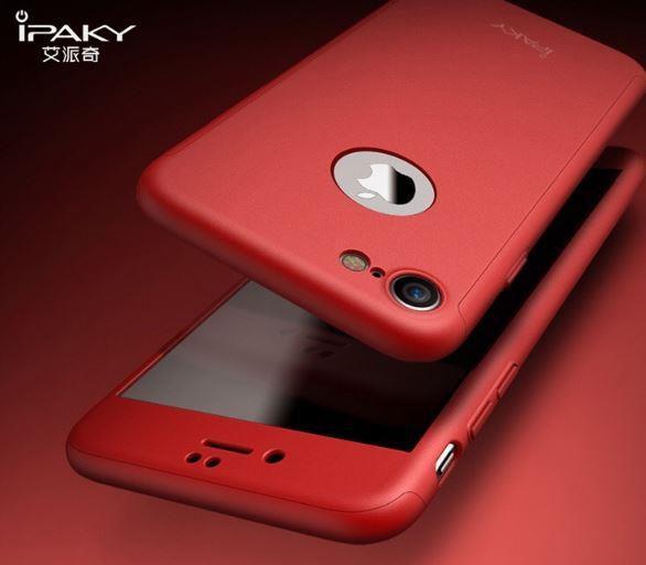 Apple iPhone 6S Bumper Cases ClickAway - Red