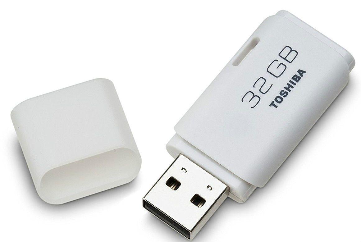 Toshiba 32GB USB 2.0 Utility Pendrive Single