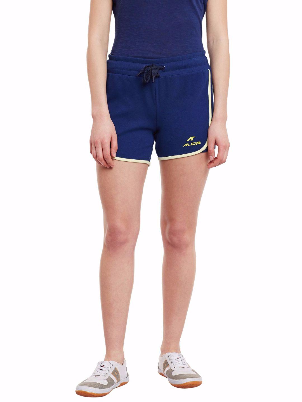 Alcis Women Navy Core Shorts