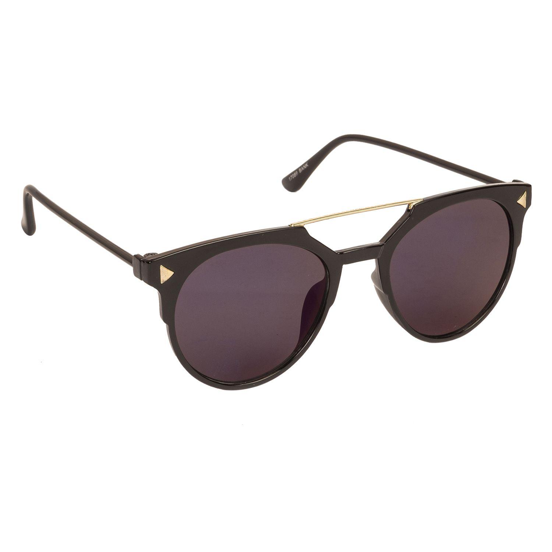 Arzonai Blue Oval Sunglasses ( MA-070-S4 )