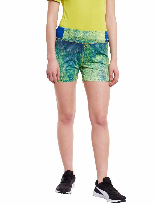 Alcis Women Blue Shorts