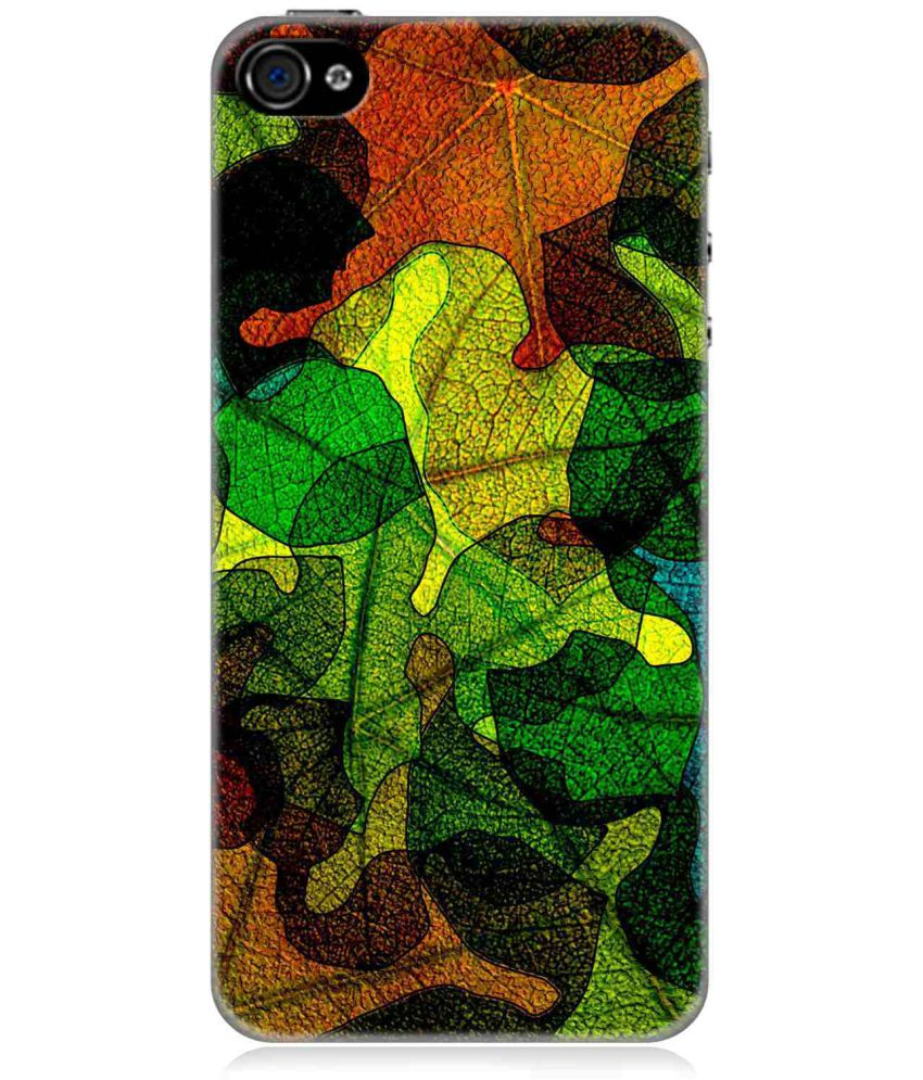Apple iPhone 4S 3D Back Covers By Wow