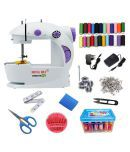 CreativeVia  MHSM-201 Mini Electric Sewing Machine