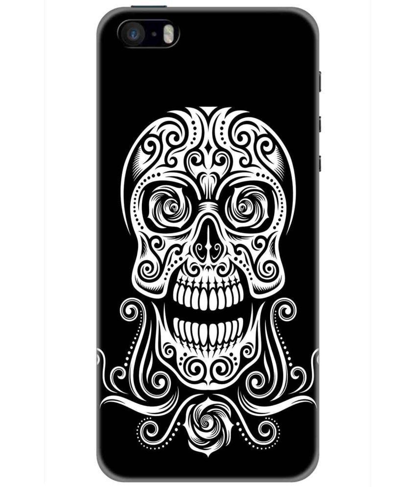 Apple iPhone 5S 3D Back Covers By Wow