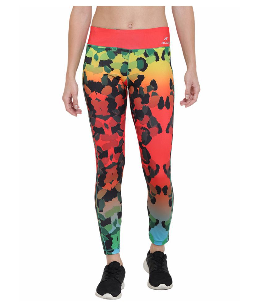 Alcis Womens Multi Trackpant