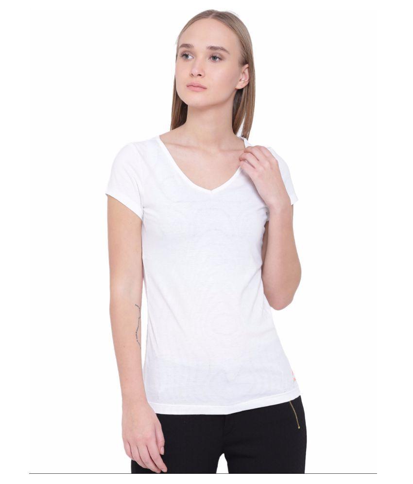 Alcis Womens White Top