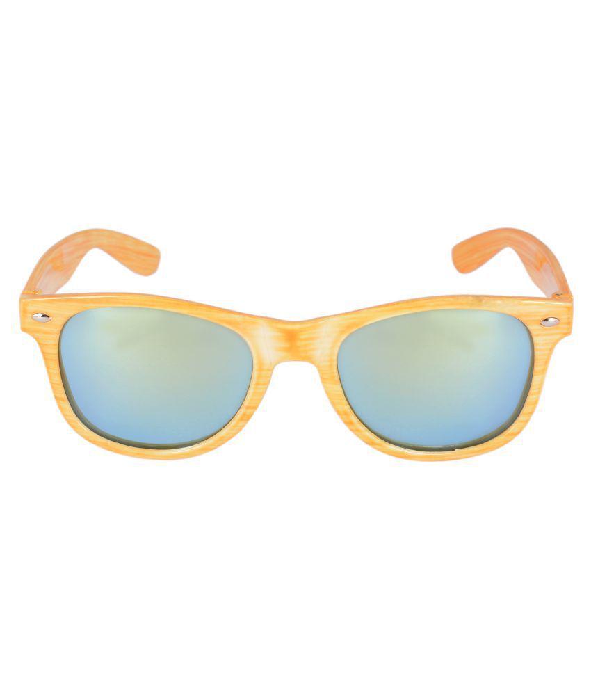 SD Jaxson Turquoise Wayfarer Sunglasses ( PW-D2-L-LM )