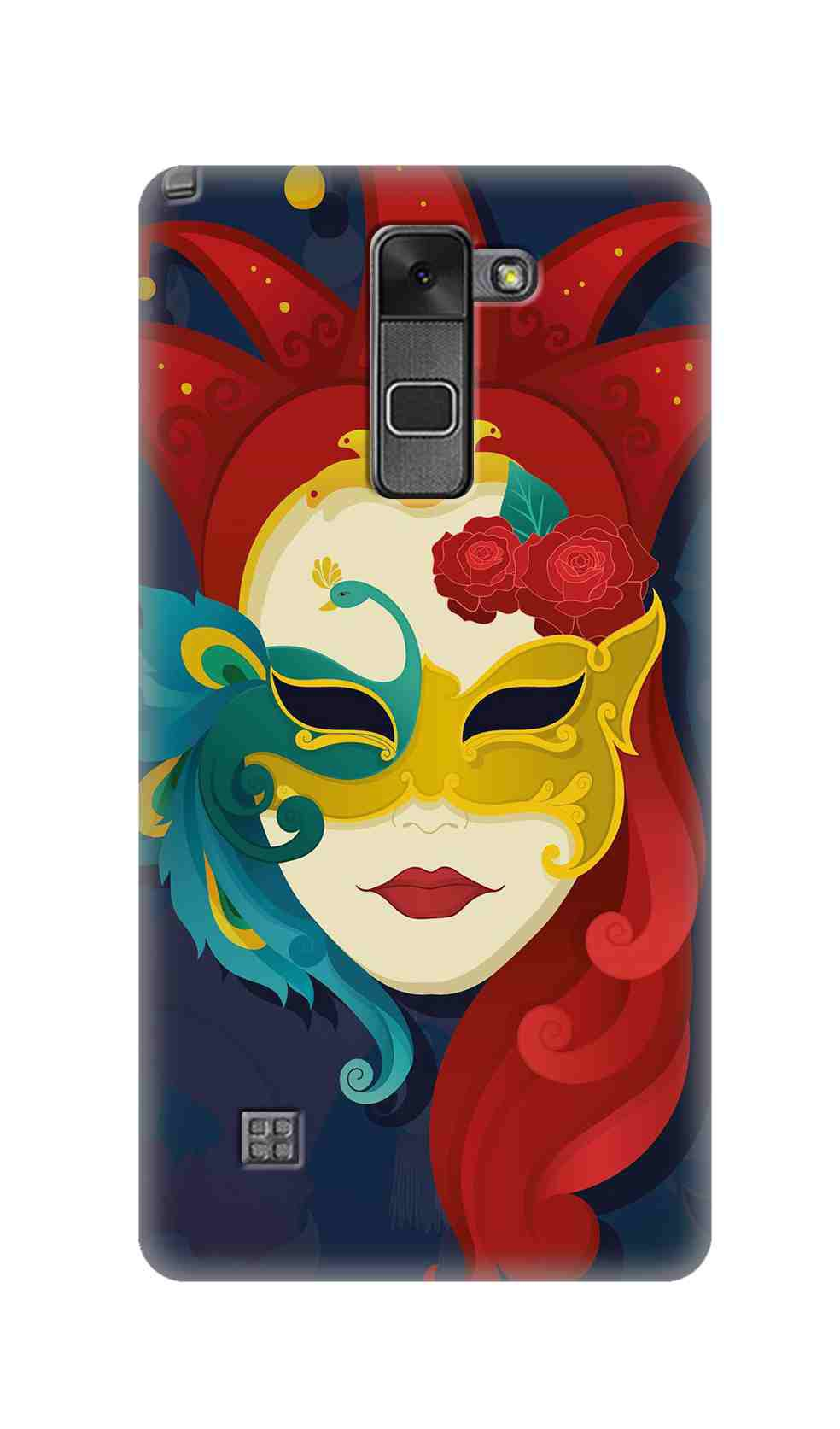 Lg Stylus 2 3D Back Covers By Wow