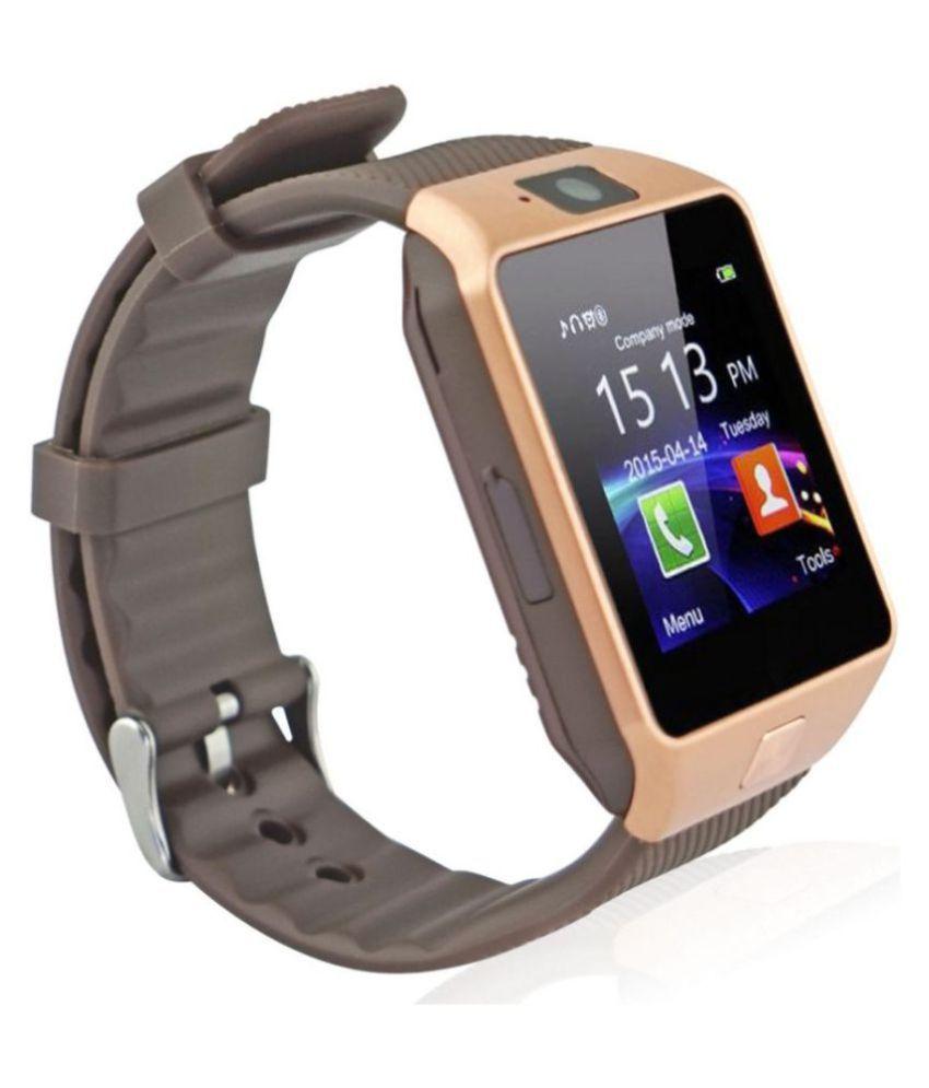 MOBIRAJ Presents DZ09 for LYF Smartphones Smart Watches