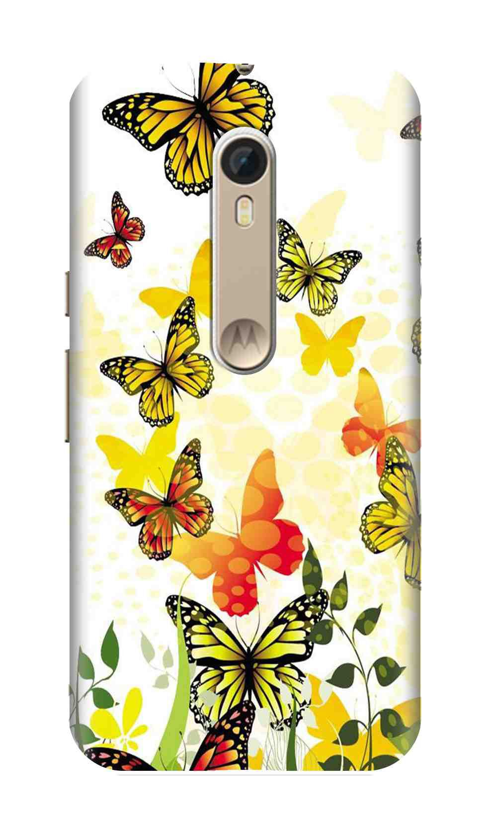 Motorola moto X style 3D Back Covers By Wow