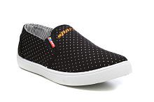 Sparx Lifestyle Black Casual Shoes