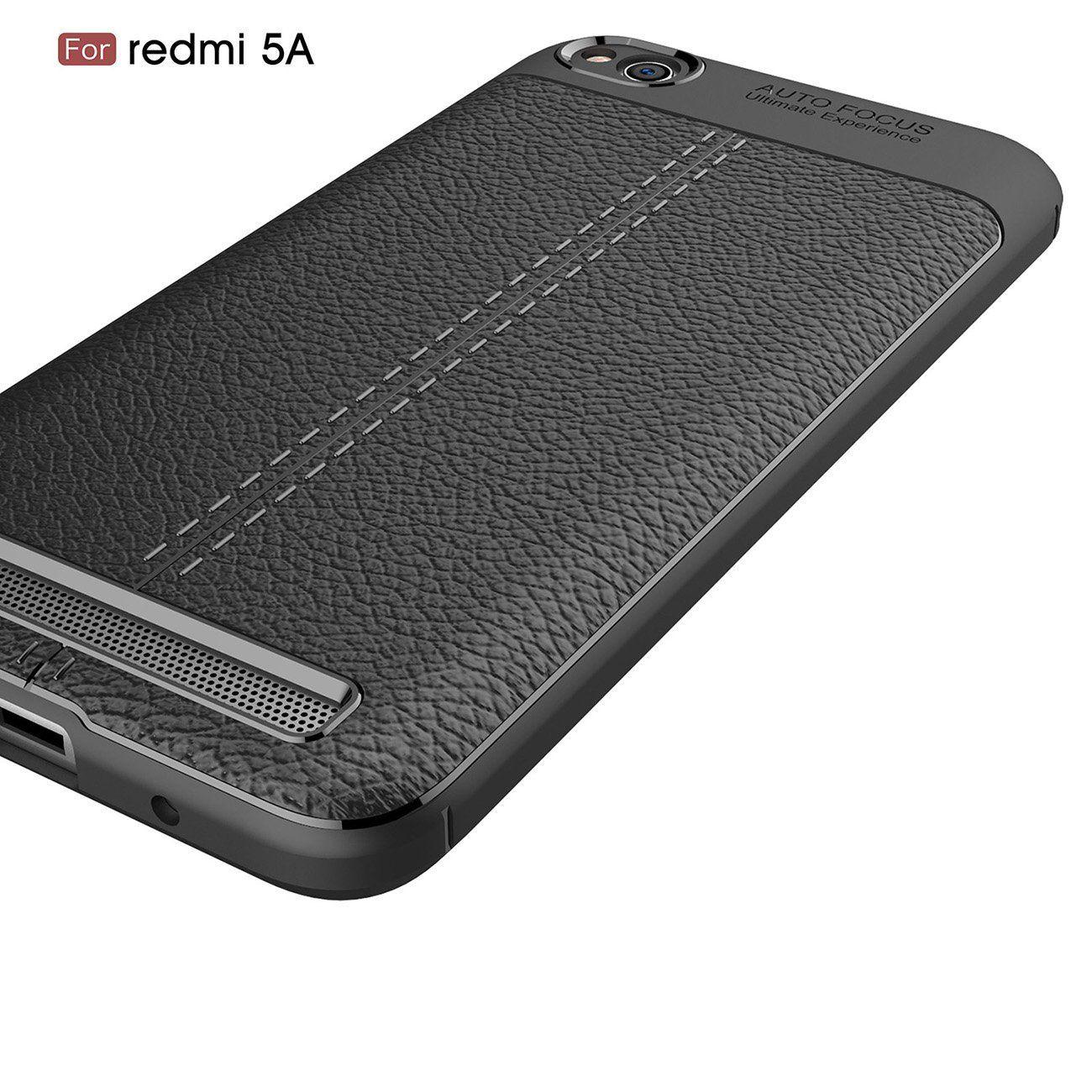 best service 91724 1cdb7 Xiaomi Redmi 5A Soft Silicon Cases Wow Imagine - Black