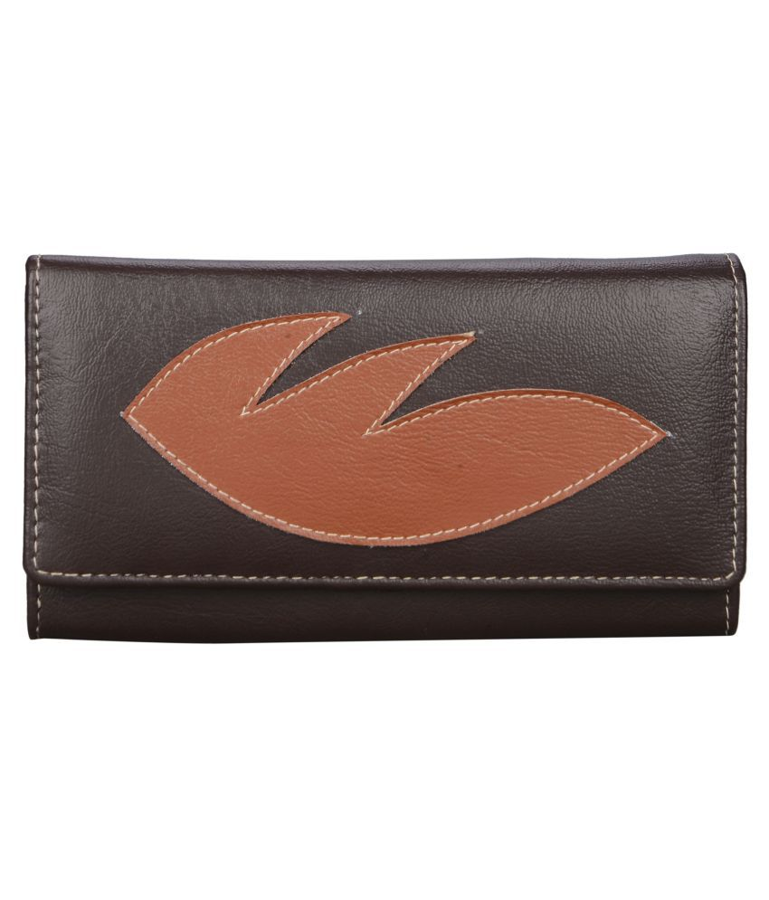 Leatherstile Brown Wallet