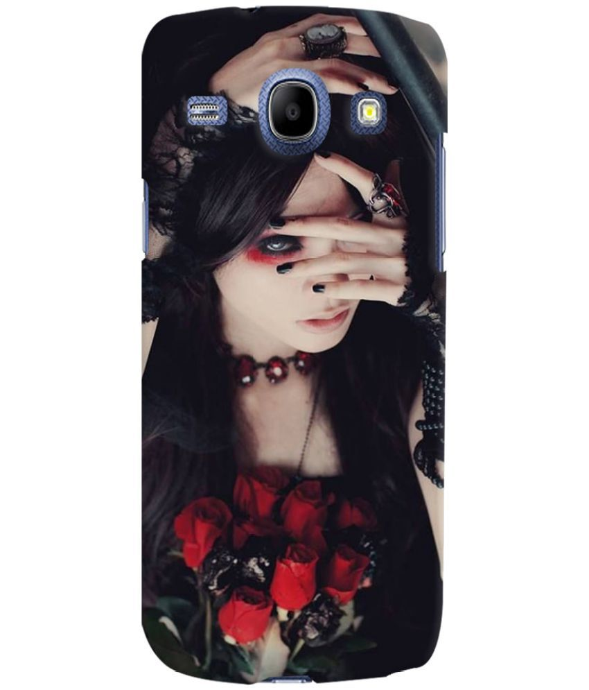 Samsung Galaxy Core Printed Cover By Case King