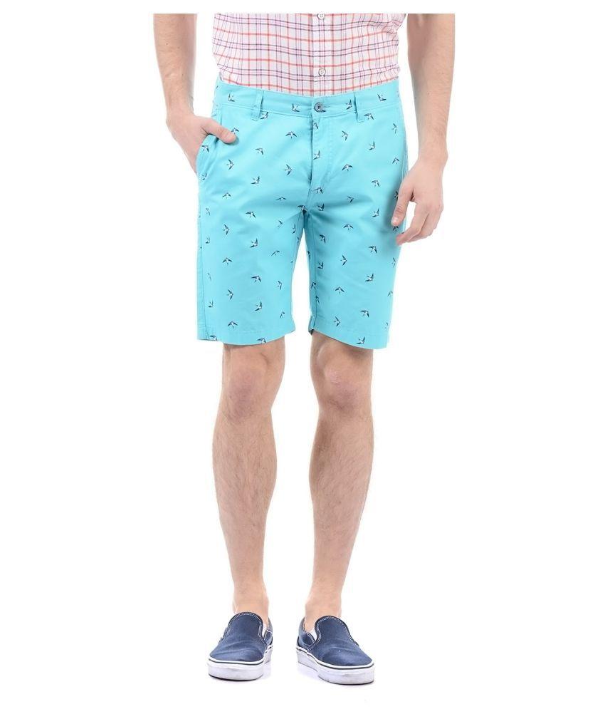IZOD Blue Shorts