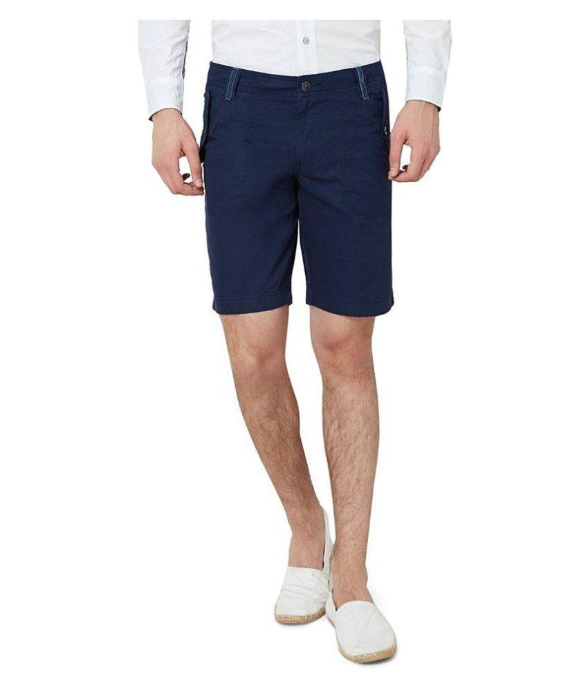 Hammock Navy Shorts