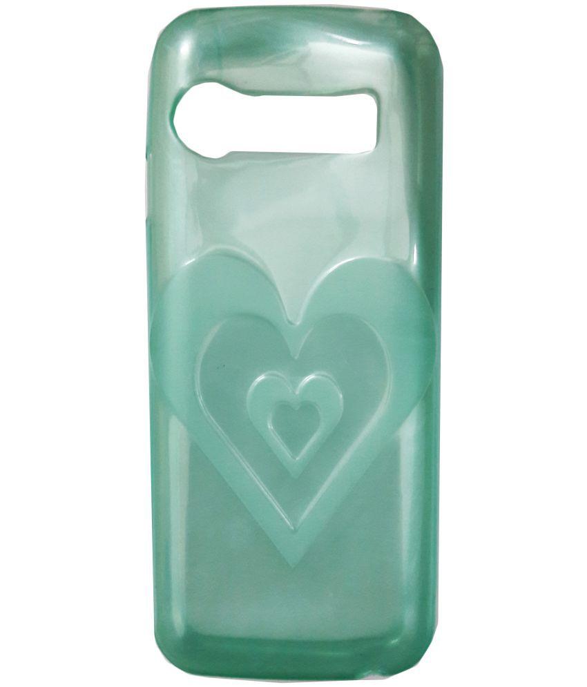 LYF Jio Phone F90M Plain Cases ibnelite - Transparent ...