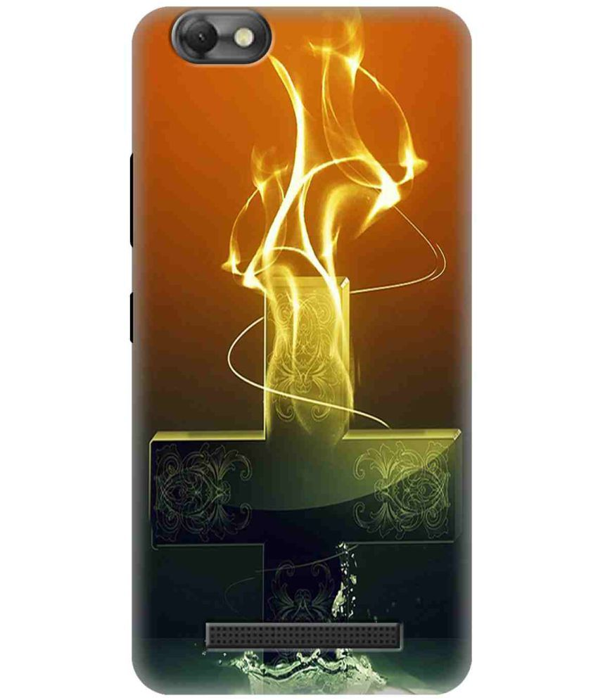 Lenovo Vibe C 3D Back Covers By Wow