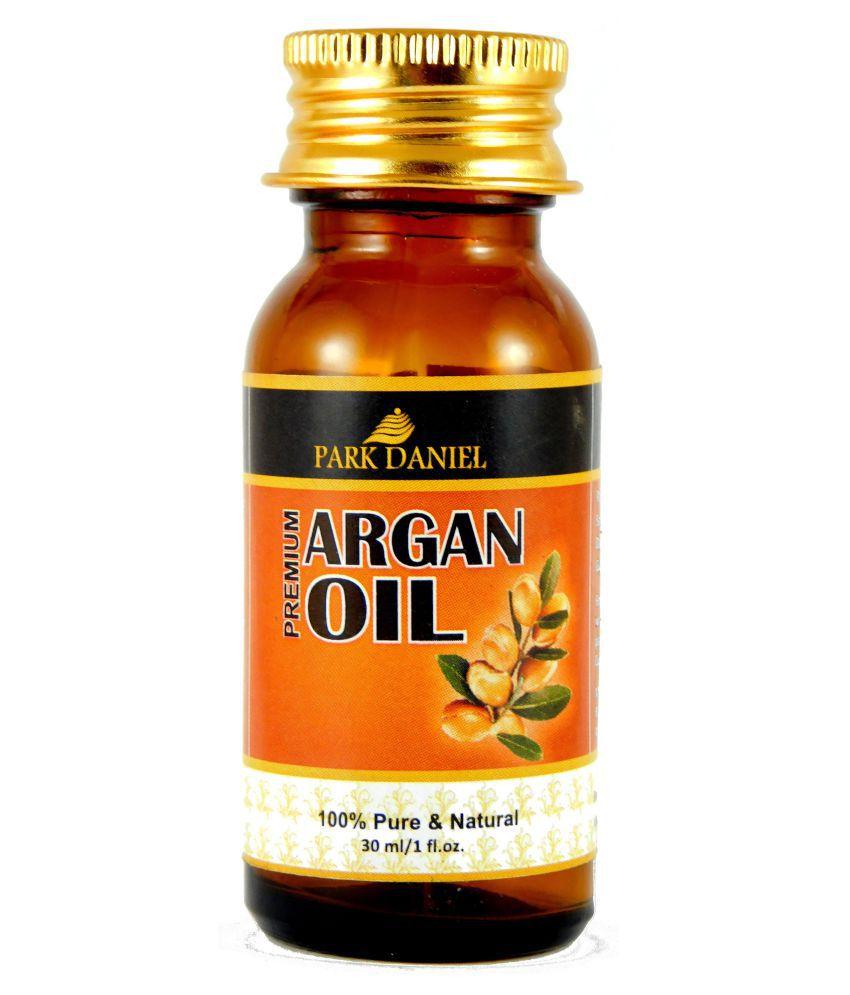 Park Daniel 100% Pure & Natural Premium Argan Oil Hair Oil 30 ml