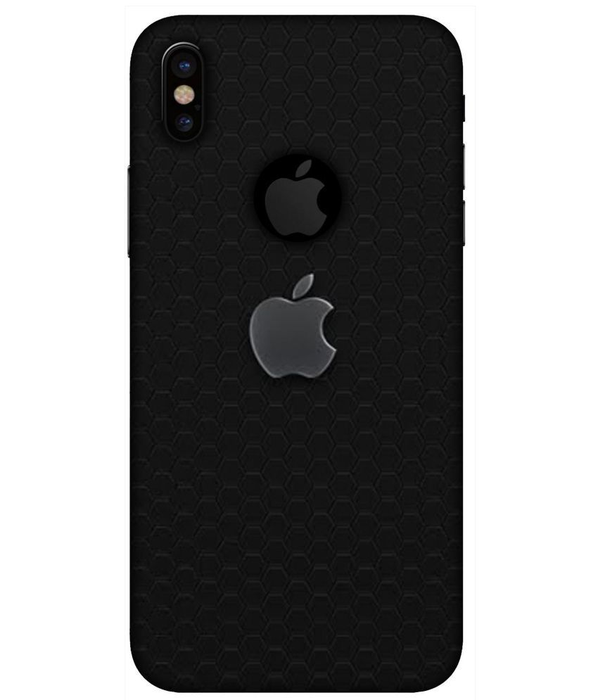 Apple iPhone X Printed Cover By Treecase
