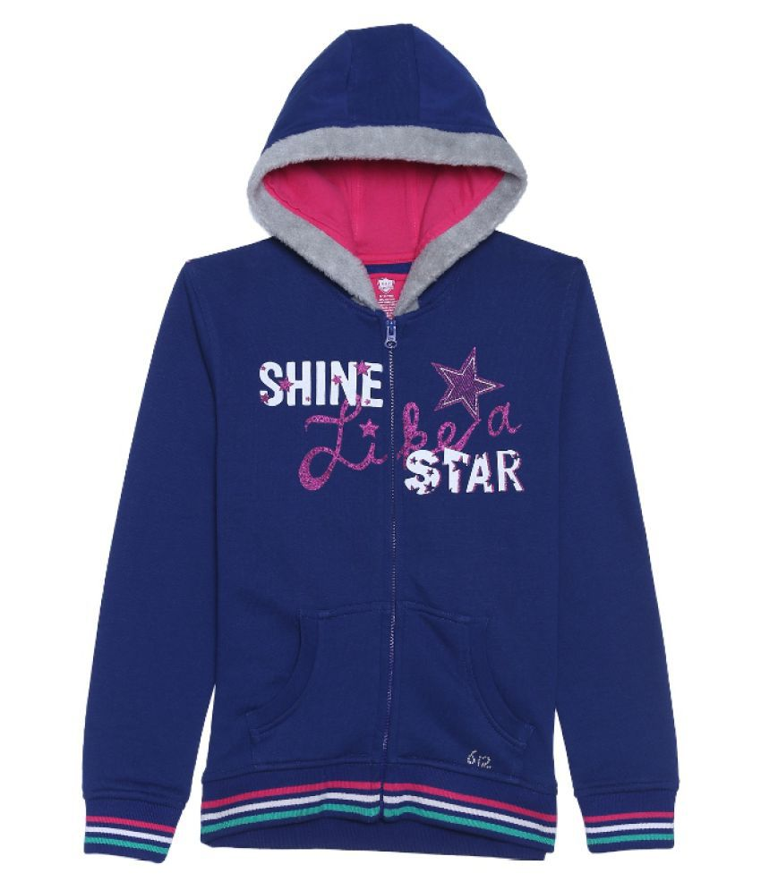 612 League Blue Girls Sweatshirt
