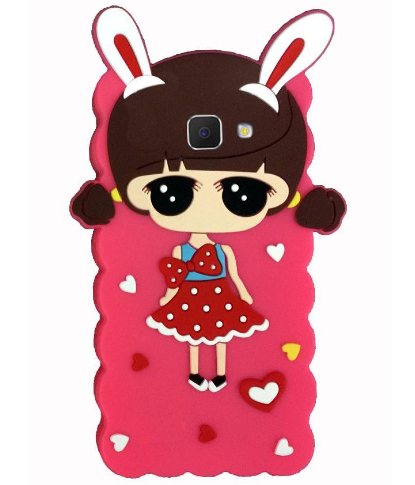 superior quality a0467 37007 Samsung Galaxy J7 Prime Charging Case YoFashions - Pink