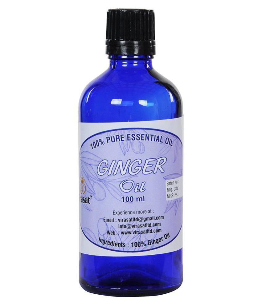 Virasat Ginger Essential Oil 100 ml