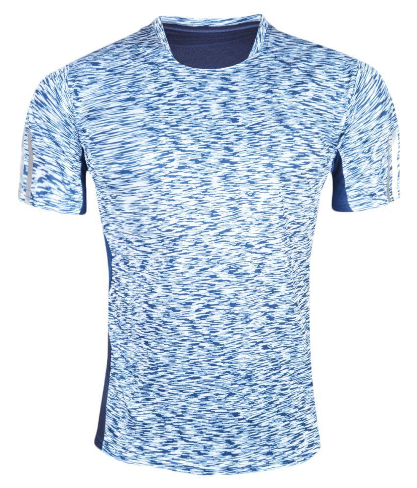 Roy Sports Multi Round T-Shirt