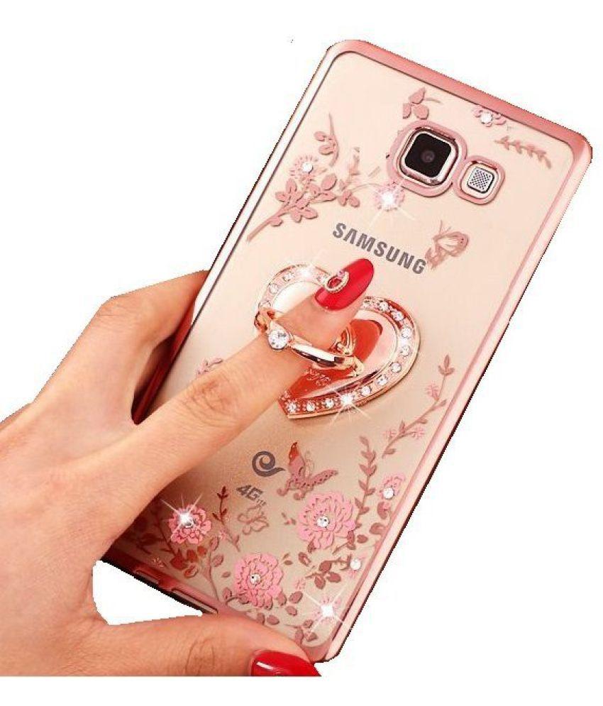 super popular 70b8a ed6a7 Samsung Galaxy J7 Max Plain Cases FONOVO - Rose Gold