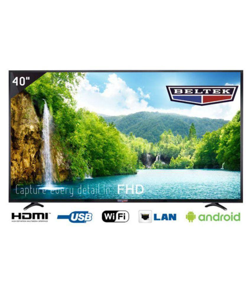 Beltek 40 Inch 102 cm ( 40 ) Full HD (FHD) LED Television